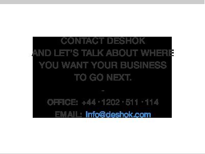 CONTACT - DESHOK